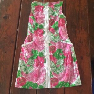 Lilly Pulitzer floral sundress